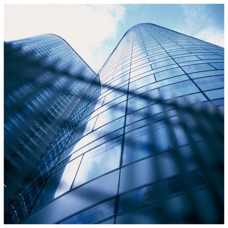 la defense immeuble gratte-ciel