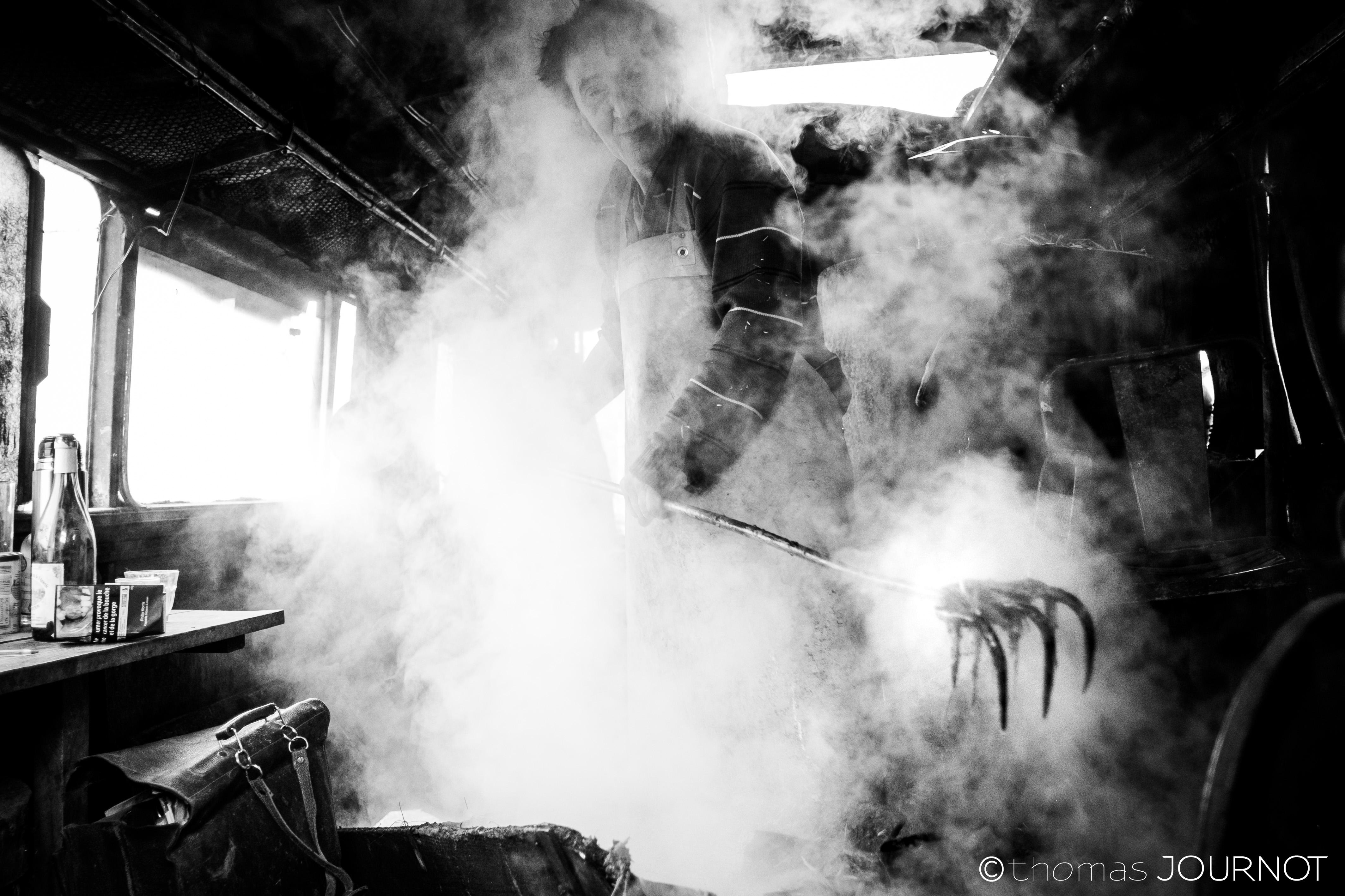 fourche vapeur alambic