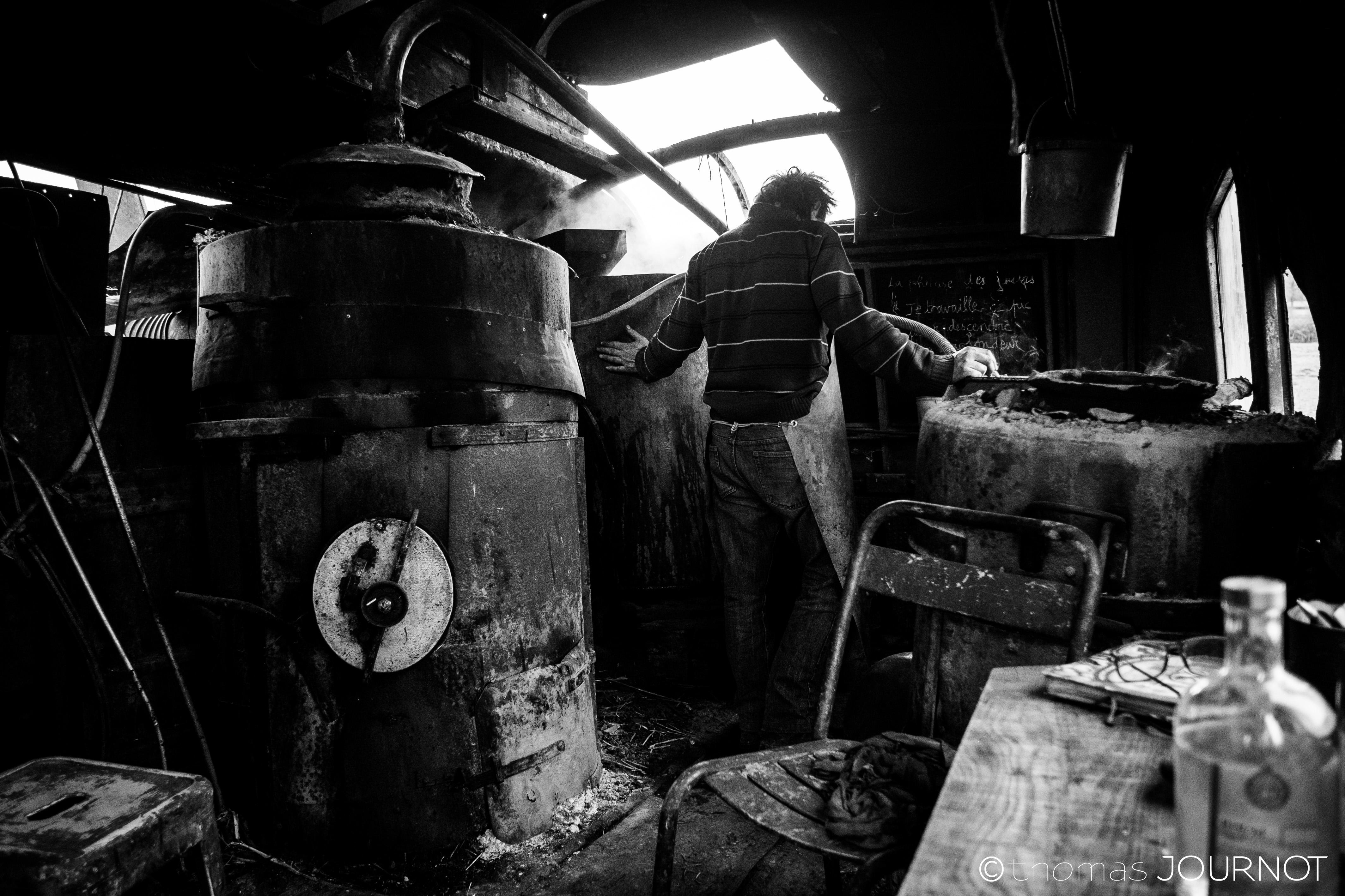 artisant distillateur cote d'or